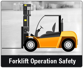 Showcase - Forklift Operation